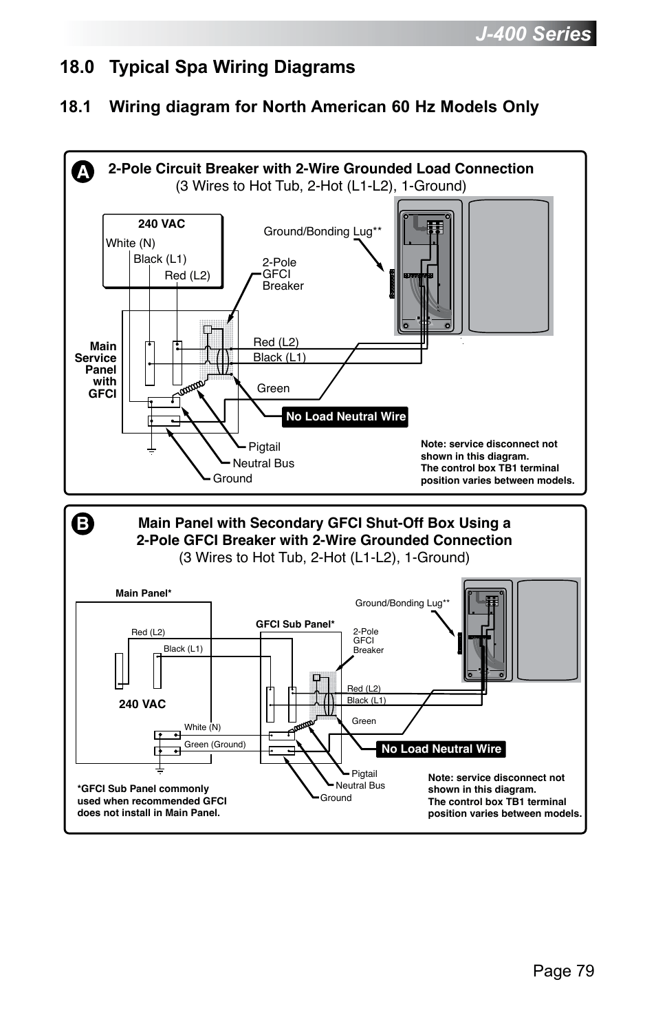 hight resolution of wrg 8908 2wire gfci wiring diagram0 typical spa wiring diagrams j 400 series