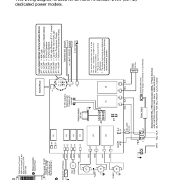 0 circuit board diagrams dedicated power models 60 hz jacuzzi j  [ 954 x 1475 Pixel ]