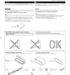 installation connection manual warnings kd g425 jvc kd g320 user [ 954 x 1325 Pixel ]