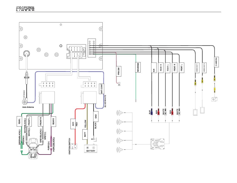 medium resolution of uv8020 wiring diagram jensen phase linear uv8020 user manualuv8020 wiring diagram jensen phase linear