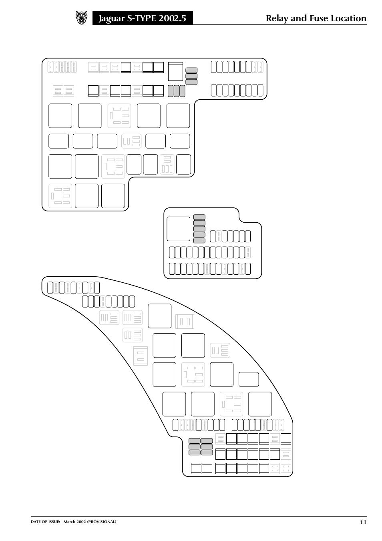 medium resolution of jaguar s type 2002 fuse box diagram