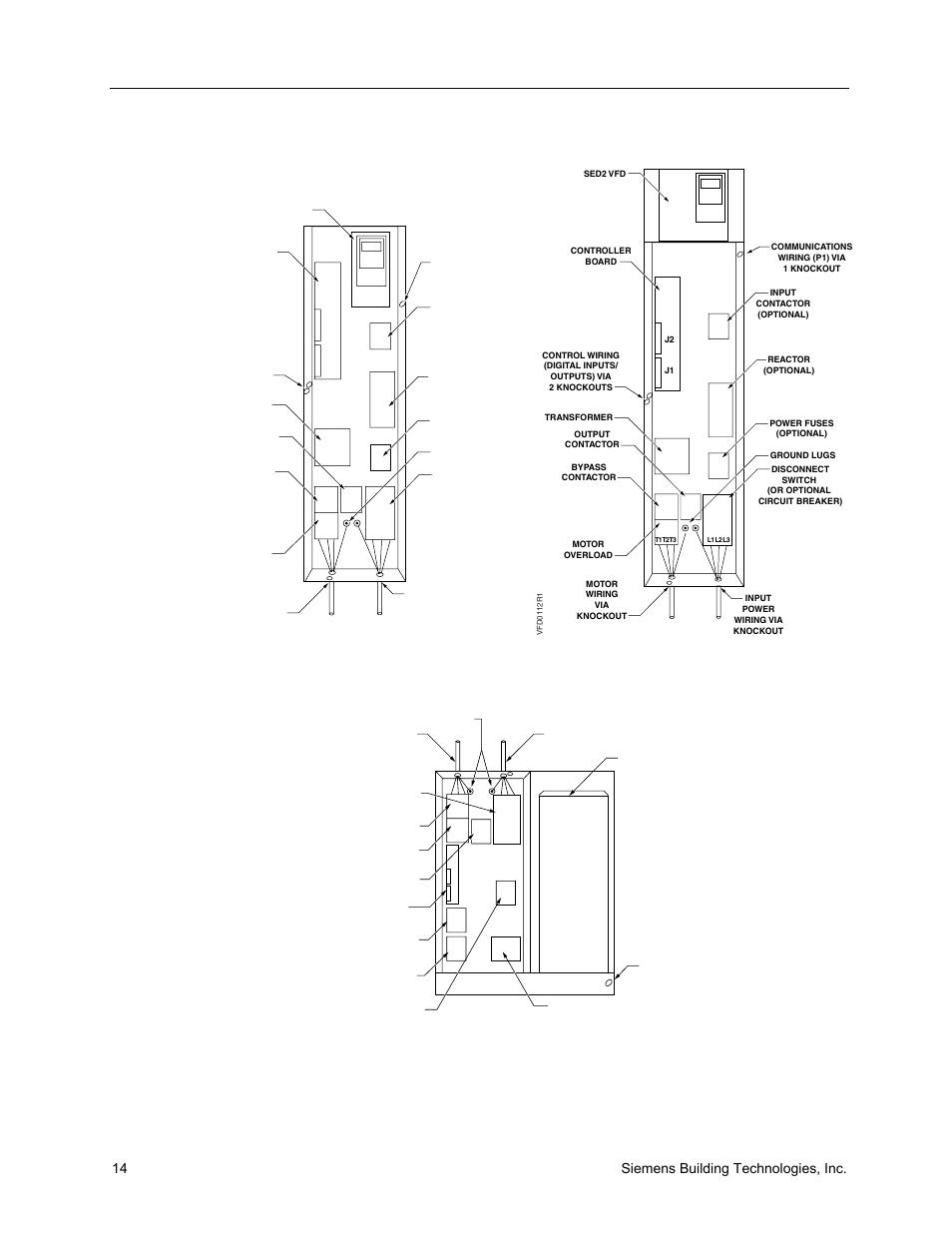 medium resolution of 14 siemens building technologies inc siemens sed2 vfd electronic wiring diagram for sed2 14 siemens