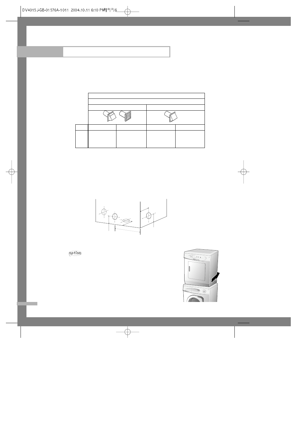 Exhaust length calculation, Exhaust directions, Special