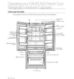 samsung rf265 ice maker diagram samsung rf265 user manual design [ 954 x 1190 Pixel ]