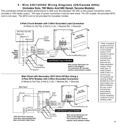 gfci without ground wire diagram [ 954 x 970 Pixel ]