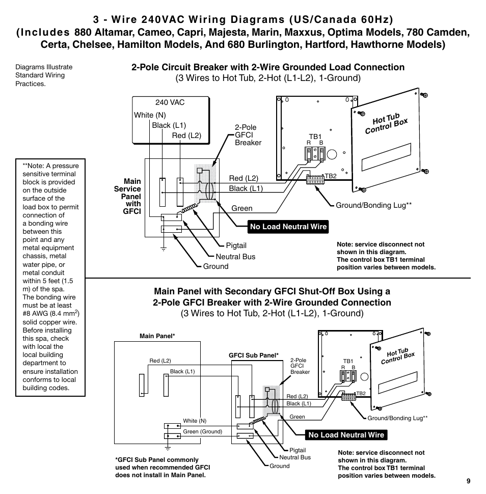 hight resolution of gfci without ground wire diagram