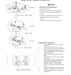 series swisher belt diagram 36 nice place to get wiring diagram on battery diagrams  [ 954 x 1235 Pixel ]