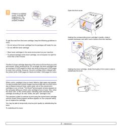 maintaining the cartridge toner cartridge storage expected cartridge life redistributing toner toner [ 954 x 954 Pixel ]