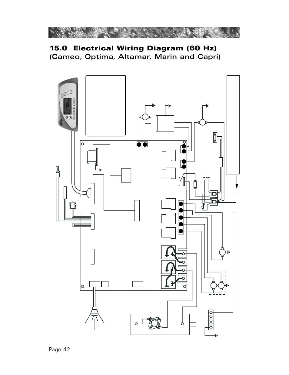 3 Phase Control Transformer Wiring Diagram 0 Electrical Wiring Diagram 60 Hz Page 42 Sundance