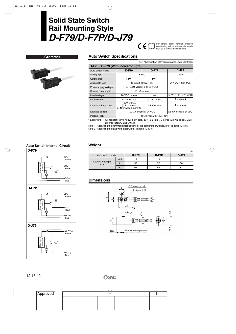 medium resolution of solid state switch general purpose type d f79 d f7p