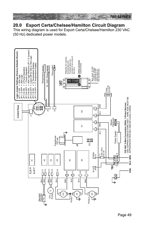 medium resolution of 0 export certa chelsee hamilton circuit diagram sundance spas sundance optima spa wiring diagram 0 export