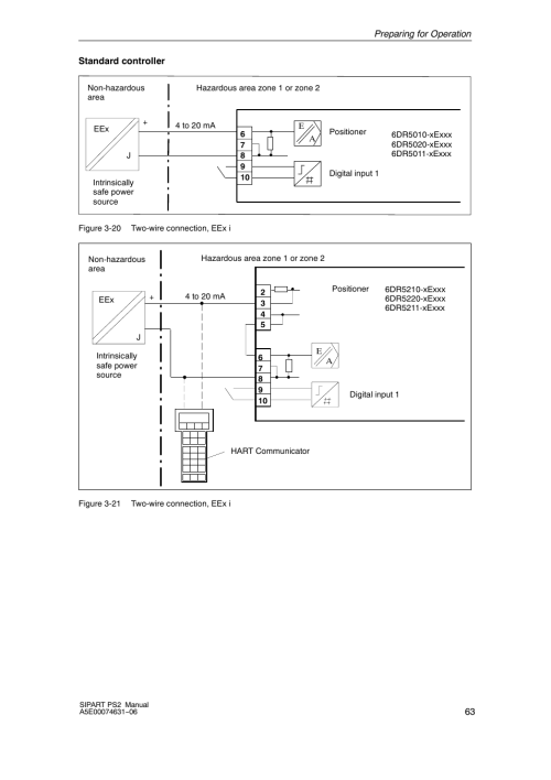 small resolution of siemens sipart ps2 6dr52xx user manual page 63 160 also for sipart ps2 6dr50xx sipart ps2 6dr51xx sipart ps2 6dr53xx