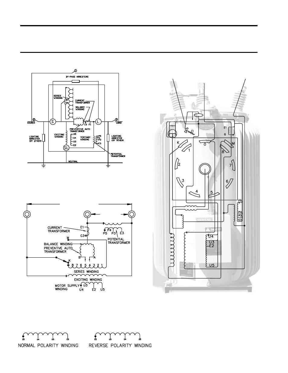 medium resolution of connection diagrams siemens jfr distribution step voltage regulator 21 115532 001 user manual