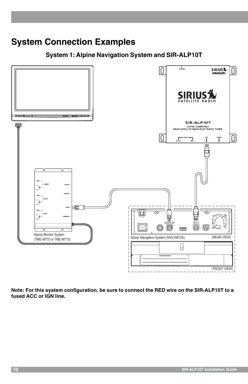 medium resolution of  alpine satellite wiring diagram wiring diagram on alpine car alarm wiring z3