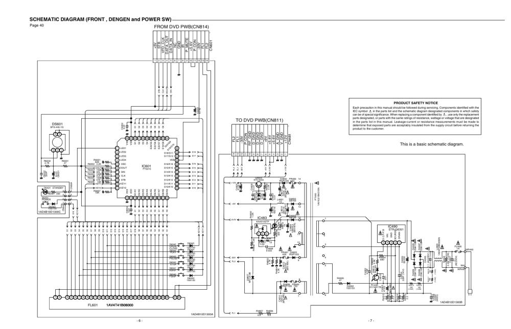 medium resolution of schematic diagram front dengen and power sw schematic diagram front