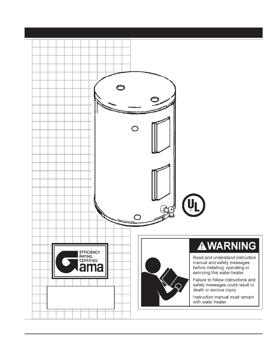 Richmond Hot Water Heater Wiring Diagram Heahone Jack Plug