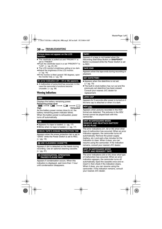 JVC GR-D340EK MANUAL PDF