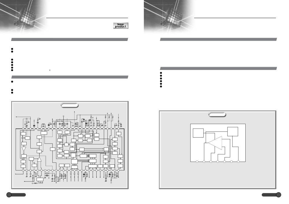 medium resolution of la7840 vertical output ic overview sanyo ep58b user manual page 13 34