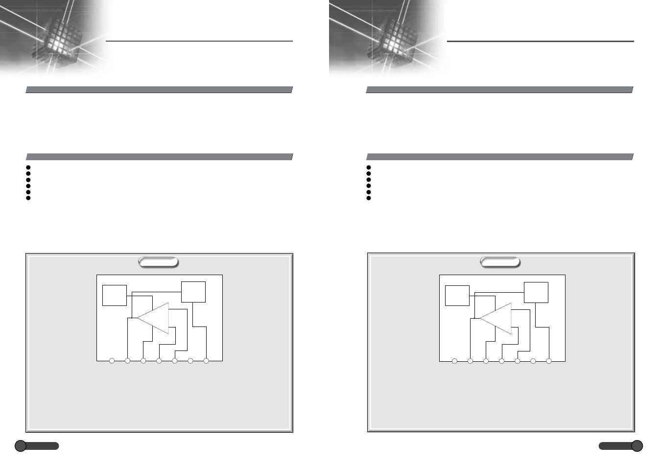 hight resolution of la7841 la7845n vertical output ic sanyo ep58b user manual page 14 34