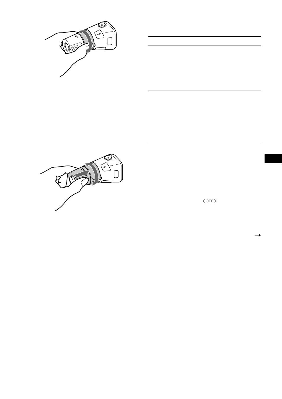 medium resolution of sony cdx fw700 wiring diagram wiring diagram third levelsony cdx fw700 user manual page 19 60