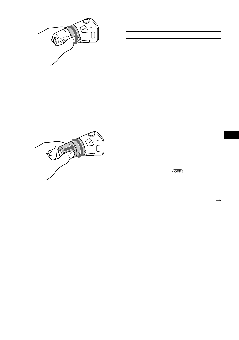 hight resolution of sony cdx fw700 wiring diagram wiring diagram third levelsony cdx fw700 user manual page 19 60
