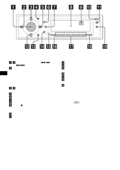 small resolution of sony cdx fw700 user manual page 34 60 original modesony cdx fw700 user manual page 34