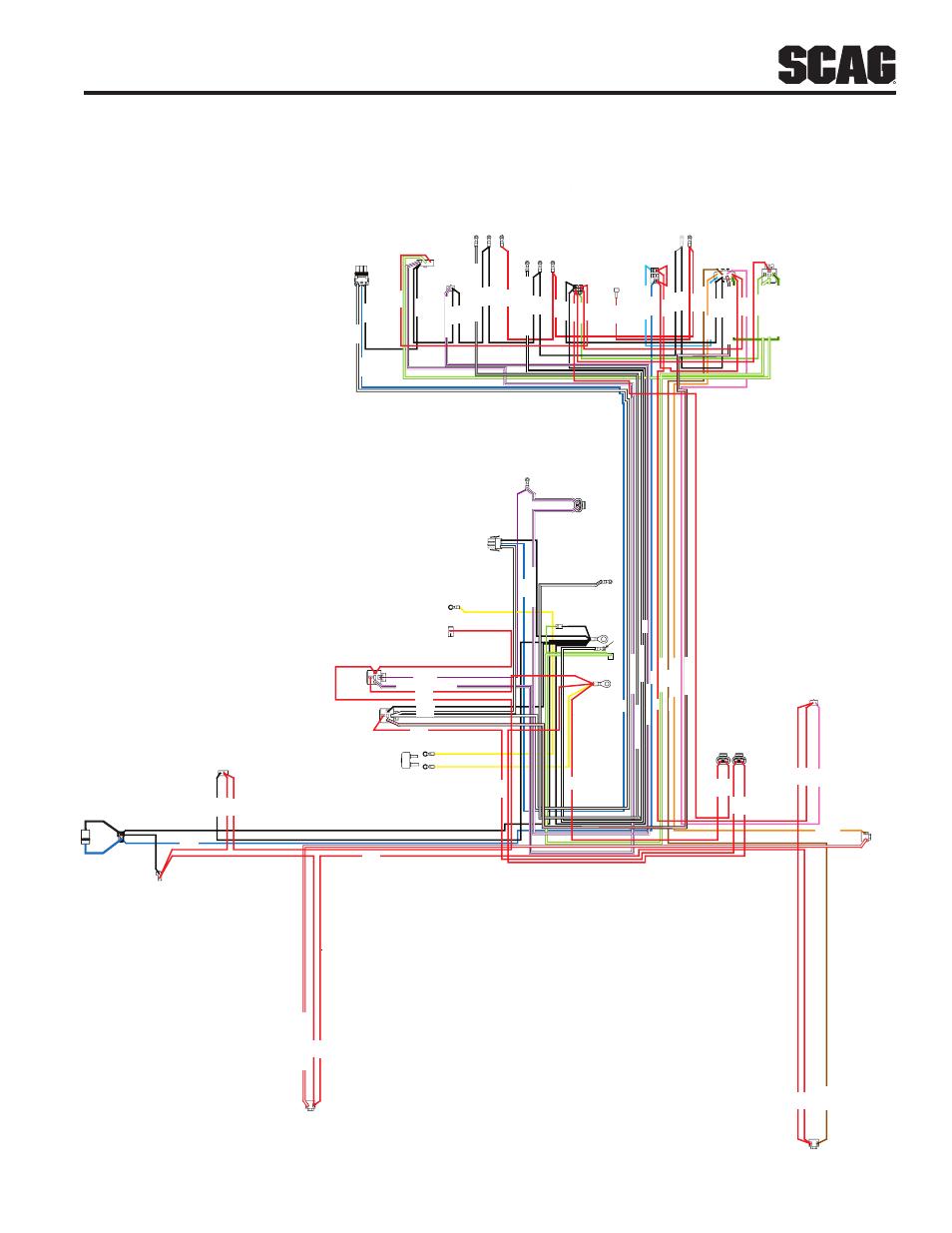 Superb Scag Electrical Wiring Diagram Echo Wiring Diagram Columbia Wiring Wiring 101 Archstreekradiomeanderfmnl
