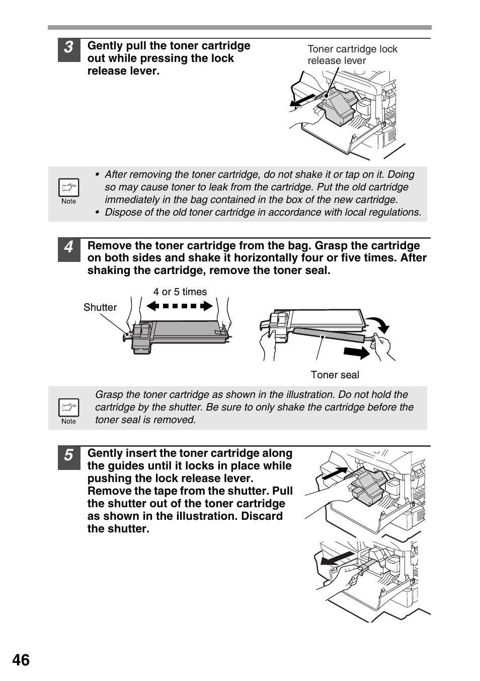 hight resolution of toner cartridge diagram