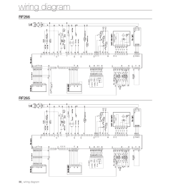 samsung rf266 wiring simple wiring diagram schema french door installation samsung french door wiring schematic [ 954 x 1190 Pixel ]