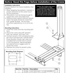 chapter 2 installation stellar industries telescopic crane ec2000 user manual page 7 22 [ 954 x 1235 Pixel ]