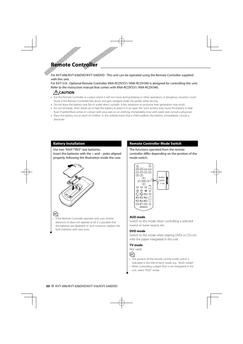 small resolution of kenwood kvt 516 wiring diagram page 5 wiring diagram and