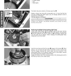 english ktm 250 exc racing user manual page 41 62 [ 954 x 1351 Pixel ]