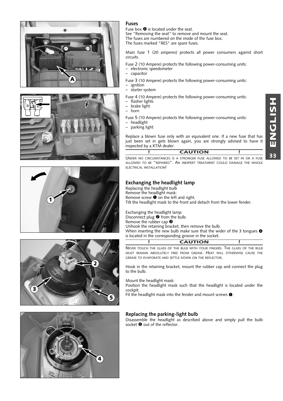 medium resolution of english ktm 640 lc4 enduro user manual page 34 50 rh manualsdir com ktm 640 adventure