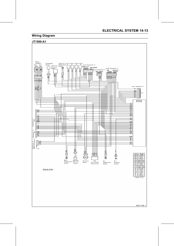 hight resolution of jt1500 a1 kawasaki stx 15f user manual page 339 438 vactor wiring diagrams kawasaki stx 15f