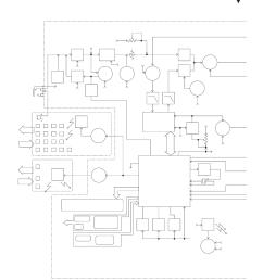 block diagram th k2at k2e k2et kenwood 144mhz fm transceiver k2e user manual page 59 63 [ 954 x 1235 Pixel ]