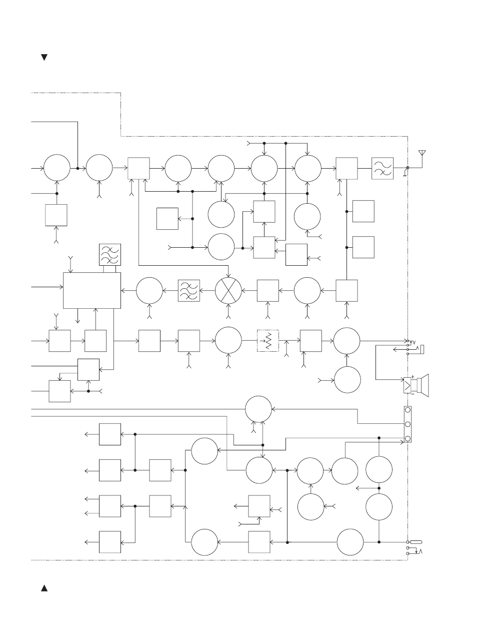 medium resolution of th k2at k2e k2et block diagram kenwood 144mhz fm transceiver k2e user manual page 60 63