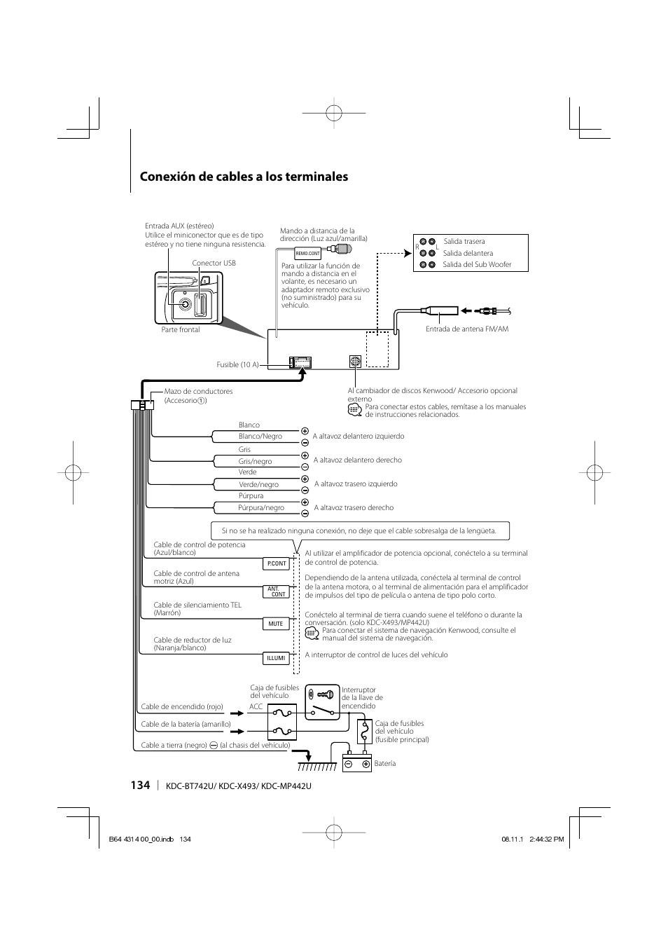 medium resolution of kenwood model kdc x493 wiring diagram schematic diagramkenwood model kdc x493 wiring diagram wiring diagram kenwood