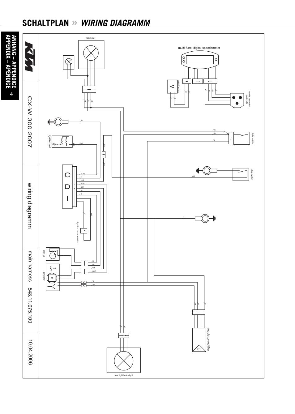 hight resolution of g 06 ktm exc wiring diagram wiring diagram todaysg 06 ktm exc wiring diagram simple wiring