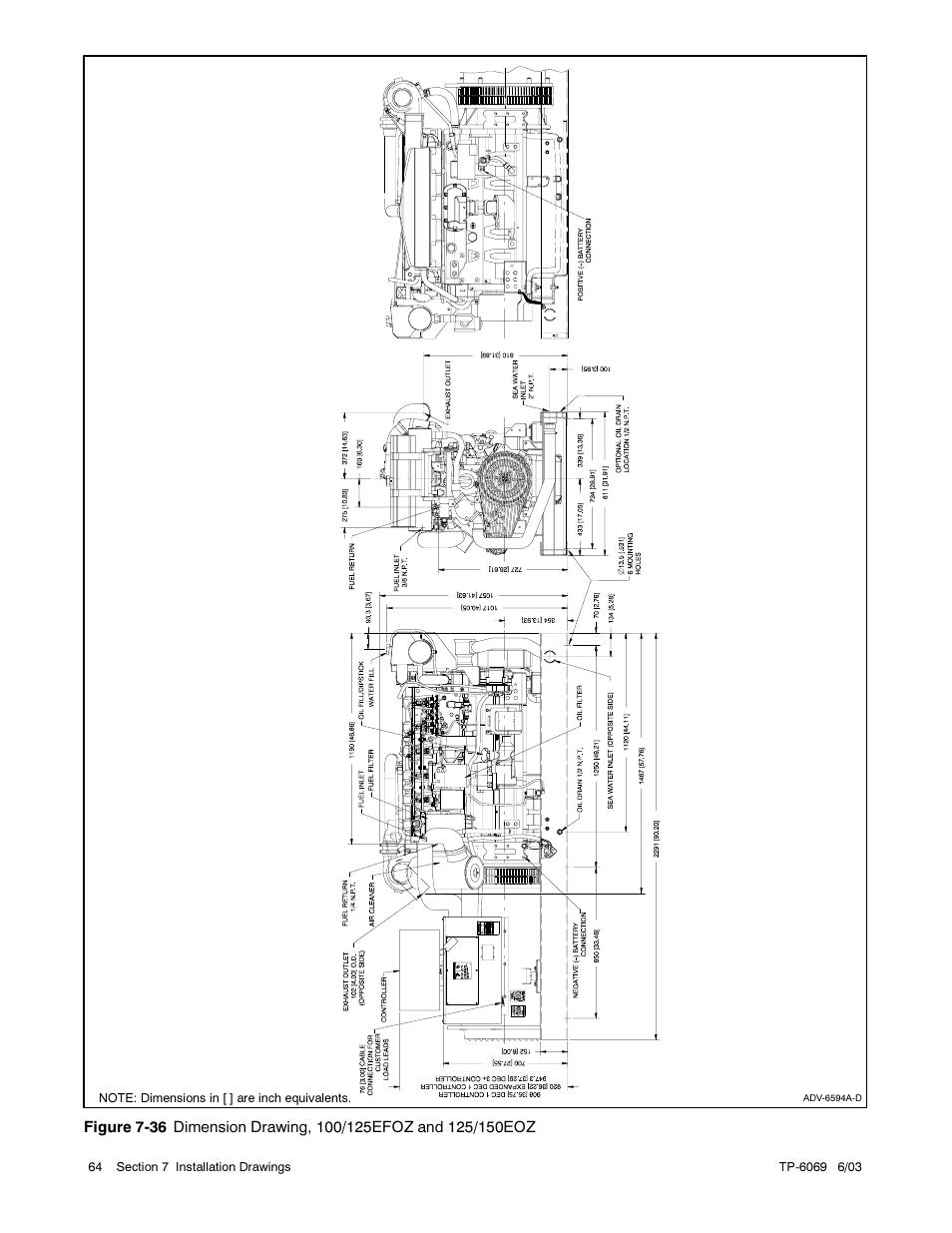 Kohler Marine Generator Sets 11EFOZ/13EOZ User Manual