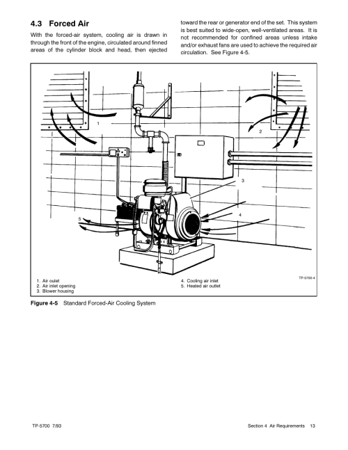 small resolution of 3 forced air kohler generator sets 20 2800 kw user manual page 25 56