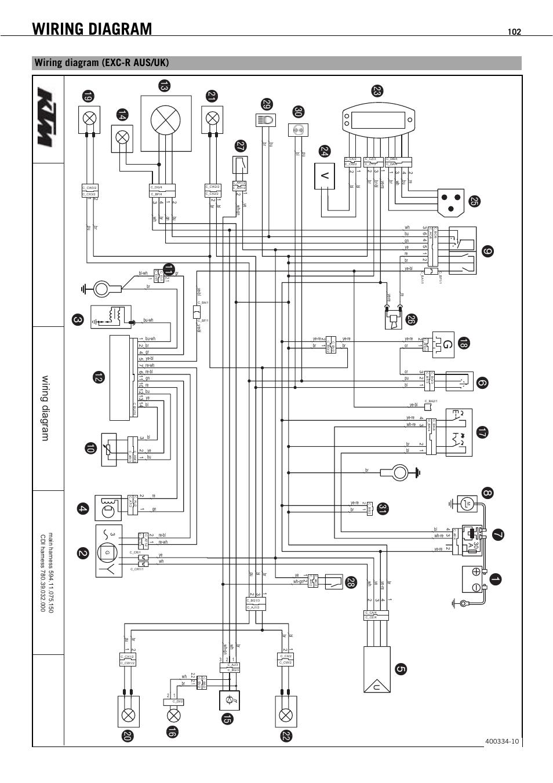 g 06 ktm exc wiring diagram wiring diagram expert