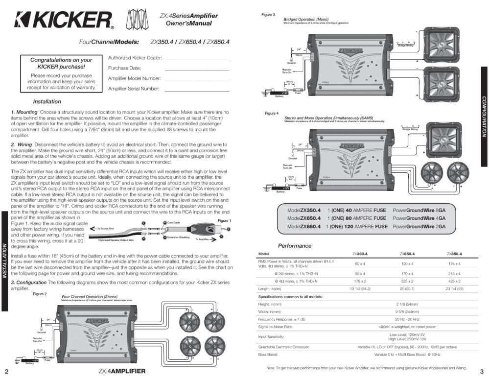 medium resolution of  wiring diagram 5 channel 13 kicker wiring liry on kicker l7 12 box