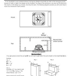 box building mounting hints remember kicker l7 user manual page 15  [ 954 x 1235 Pixel ]