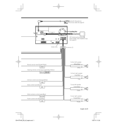 wiring diagram kenwood microphone connector kenwood dnx7360bt user manual page 5 12 also for dnx7360btm on kenwood  [ 955 x 1350 Pixel ]