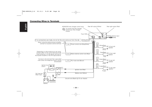 small resolution of  kenwood ddx514 wiring diagram kenwood dnx wiring diagram data wiring on