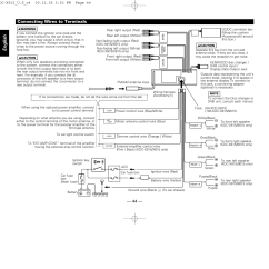 Kenwood Kdc Bt555u Wiring Diagram 1999 Chevy Tahoe Parts Model 6011 Library