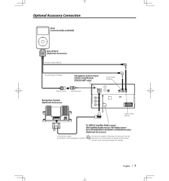optional accessory connection kenwood ddx5034 user manual page 7 32 [ 955 x 1350 Pixel ]