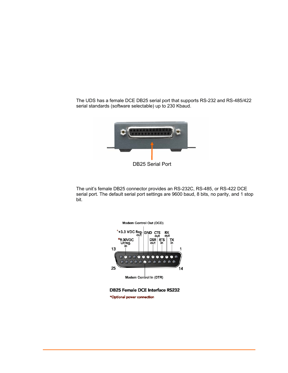 medium resolution of connections and pinouts serial port serial connector pinouts lantronix uds1100 user manual page 70 84