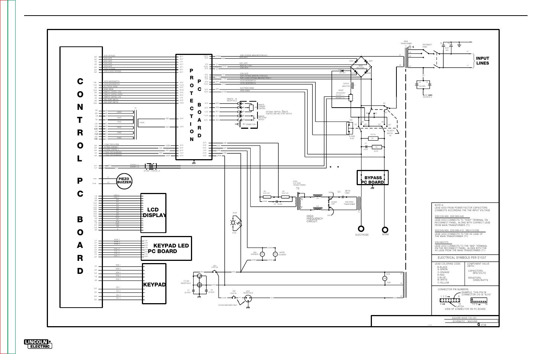 100 Cub Wiring Diagram Electrical Diagrams Machine Schematic Square Wave Tig