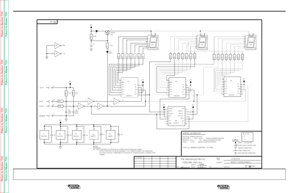 medium resolution of lincoln idealarc 300 wiring diagram wiring library lincoln idealarc 300 wiring diagram electrical diagrams g